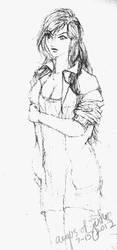 SGPA F!Grey Sketch by aegis-of-justice