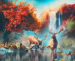 L'automne by ChieuMua
