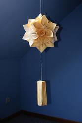 (Huge) kusudama flower ball by memysandi