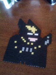 Dark Claw Perler Sprite by dhand84