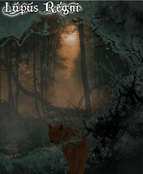 Lupus Regni - Rah'la (The Wolfsbane) and LEGION by RahlaWolf