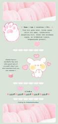 F2U NON-CORE // 001 Kawaii Pink Macarons by WebsiteGoodies