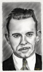 John Dillinger by BasseBlues