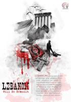 __ Lebanon Will Be Rebuilt __ by Raiveno