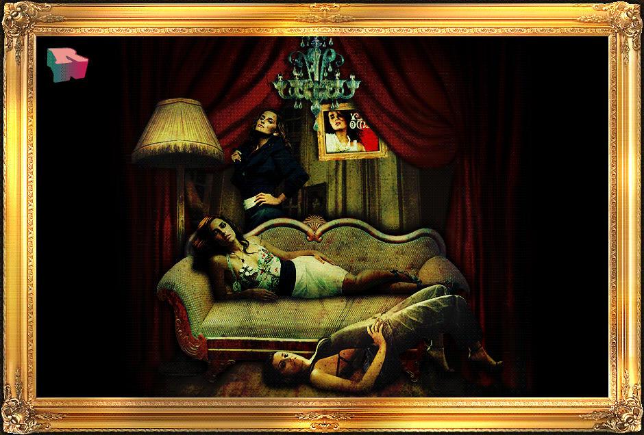 ___Nelly Furtado's House ___ by Raiveno