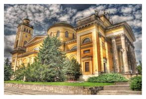 egri Bazilika by angelboiXx