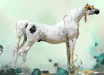 King of Spades by Kelkis