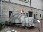 Kubus - The AFV of Home Army, Warsaw 1944 by AnAspieInPoland