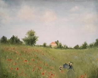 Monet by SEKACH