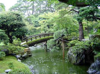 Japanese Garden V by Mute-Banshee
