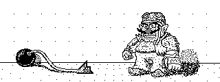 Wario drawing contest [Miiverse post] by KuriTails