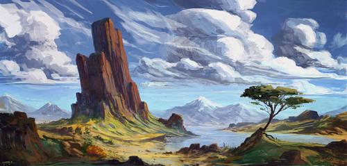 Serenity II by Ellixus
