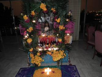 Ofrenda Dia de Muertos 2011 by darkcoolex