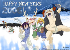 Hapy New year 2006 SDK by Dargon
