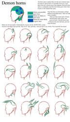Horns by Demireius