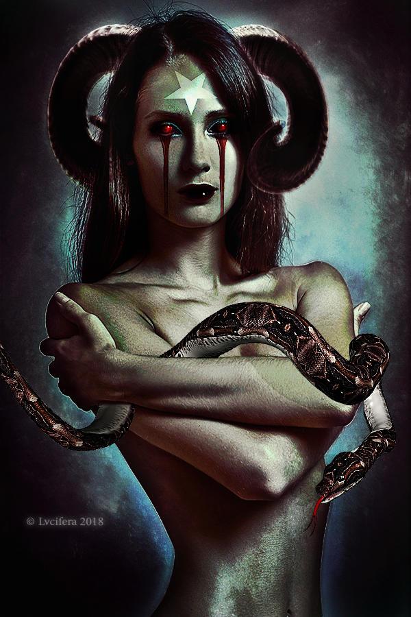 Lilith by Lvcifera