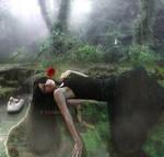 My Heart I give at the lake of tears by Lvcifera