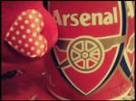 Arsenal love II by vLine-Designs