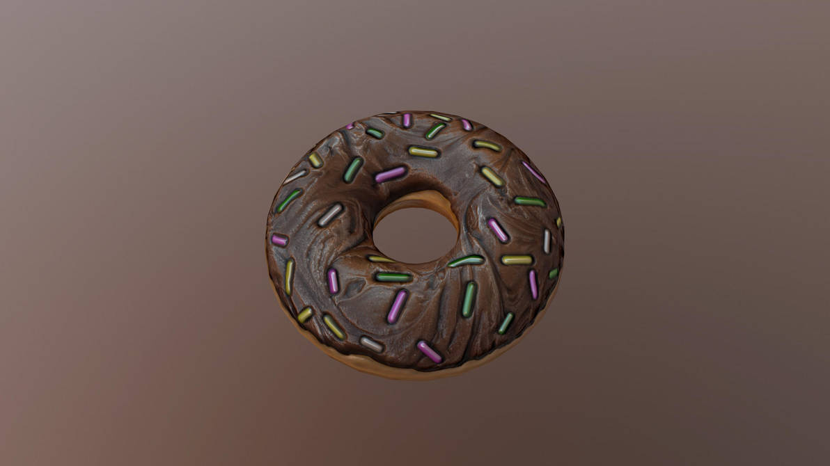 Doughnut by vLine-Designs