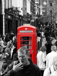 London calling by StefanJanisch