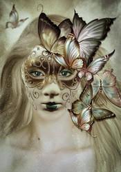 Butterfly:Dance! by SuicideOmen