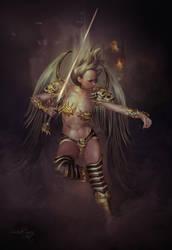 Archangel by SuicideOmen