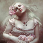 Lady of Roses by SuicideOmen