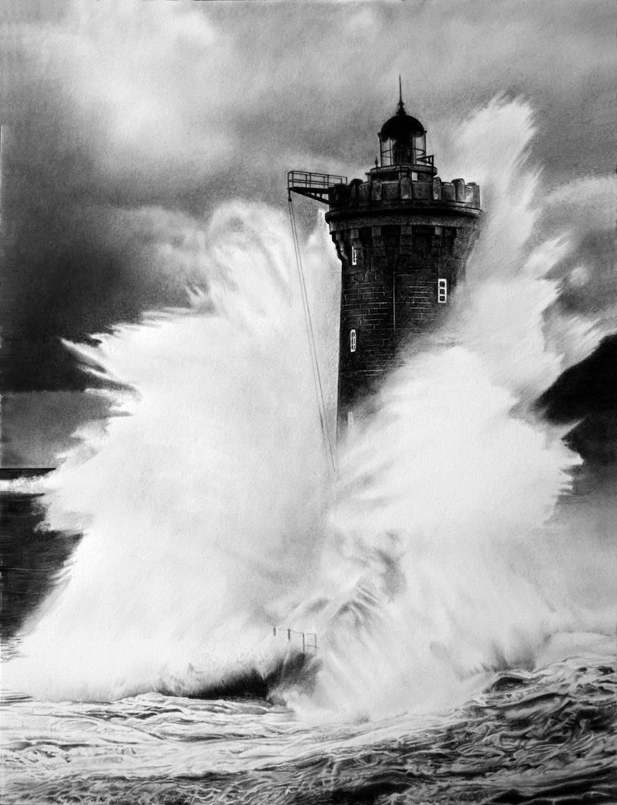 lighthouse by francoclun
