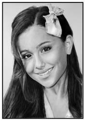 Ariana Grande by francoclun