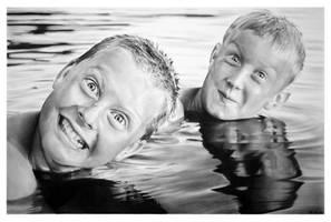 Lysle boys by francoclun