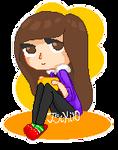 Sitting Tsiki by Tsiki10