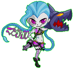 [League Of Legends] Jinx the Loose Cannon by Tsiki10