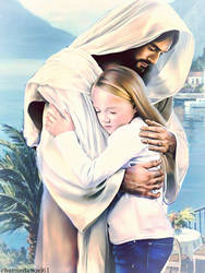 Jesus's love by charmedangel61