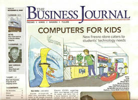 The Business Journal by Robsojourn