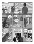 Forsaken Stars Issue 3 Pg 1 by Robsojourn