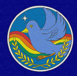 Bluebird Crew Patch by Robsojourn