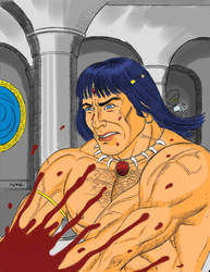 Conan for Darkhorse by Robsojourn