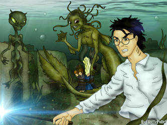 The Second Task by Harry-Potter-Spain
