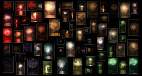 fireworks - saint John by kajyr
