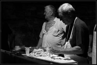 Fried Fish by kajyr