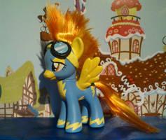 Spitfire - Custom Made by CelestPapermoon