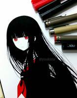 Enma Ai by yuukiria