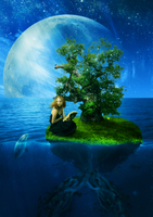 Dream Tree by fantmayo