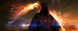 A Fiery Death by fantmayo