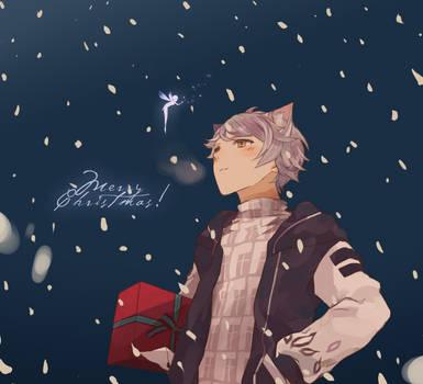 SS - Merry Christmas Ruuto-kun! by Sayuri-chwan