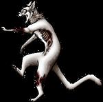 [F2U!] Zombie Cat by CargoBants