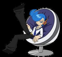 Werk it, Niji! by TinyLaxus