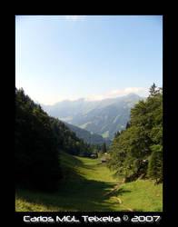 Austrian Alps by Starkhyel