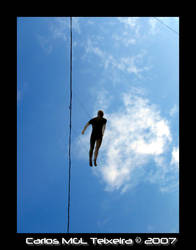 Man Above by Starkhyel