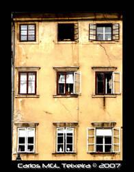 Windows Of Slovenia by Starkhyel